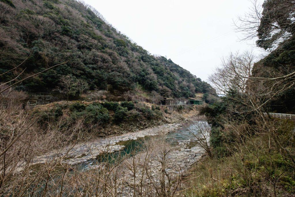 保津川,保津峡