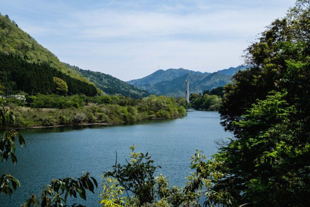 Yura-gawa River
