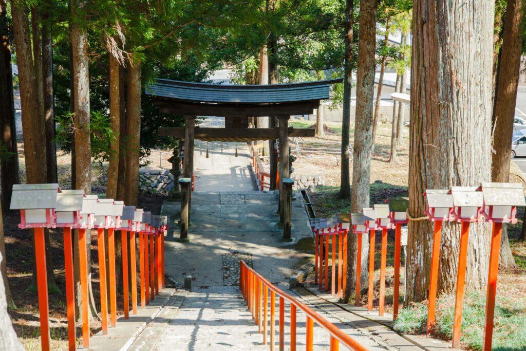 Wakamiya-jinja Shrine