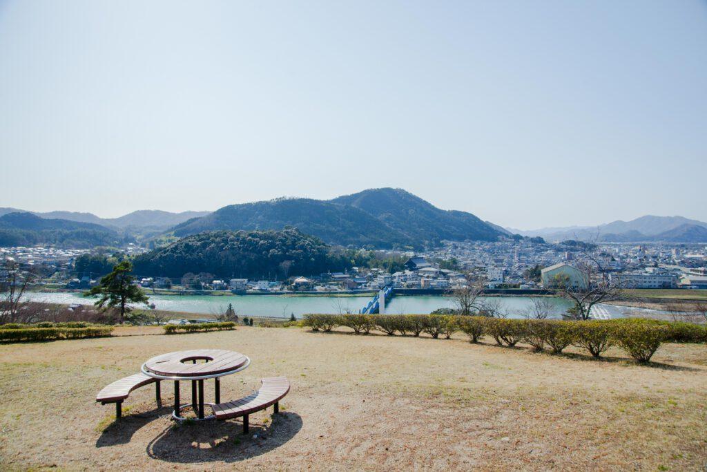紫水ヶ丘公園