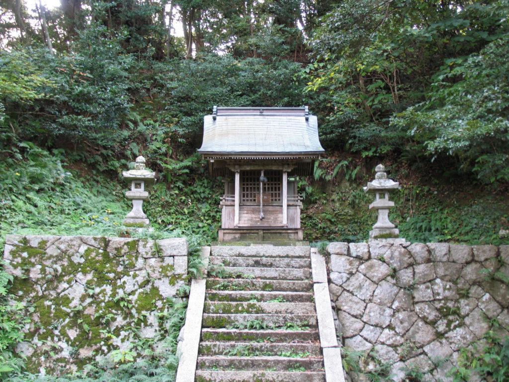 「蛭子神社(青島)」①