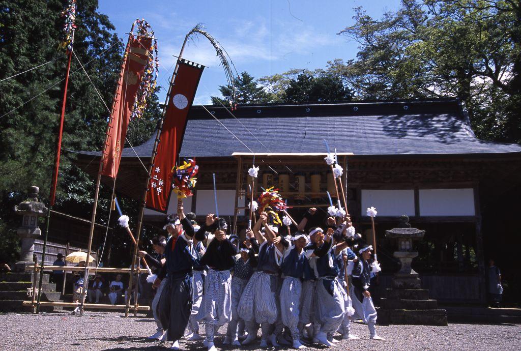 「本庄祭」