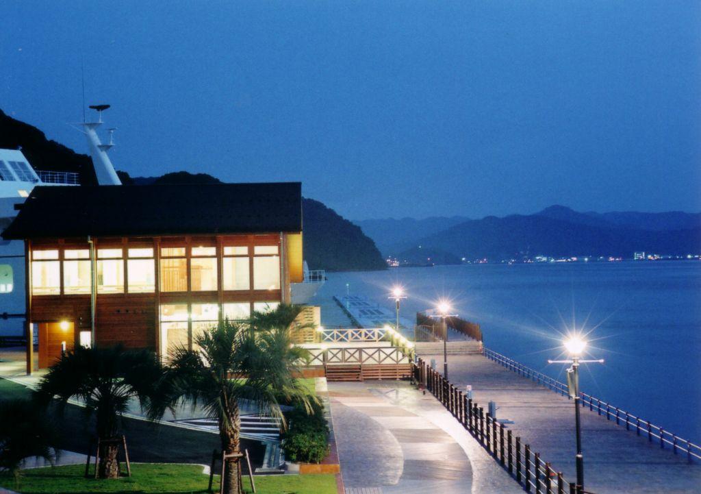 「舞鶴親海公園(夜景)」