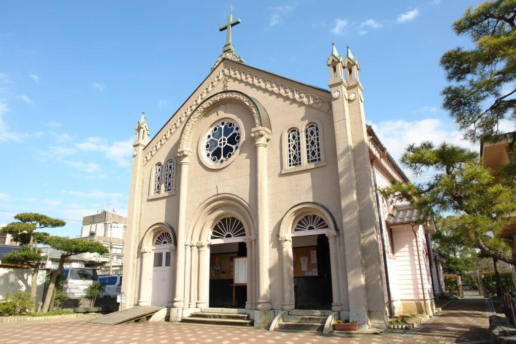 「カトリック宮津教会」