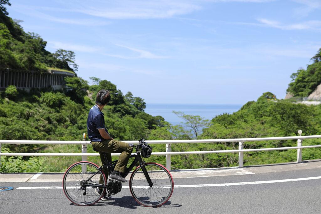 丹後半島サイクリング