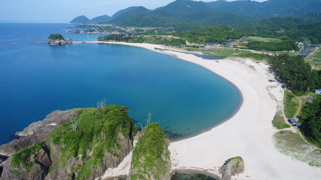 平海水浴場(丹後)