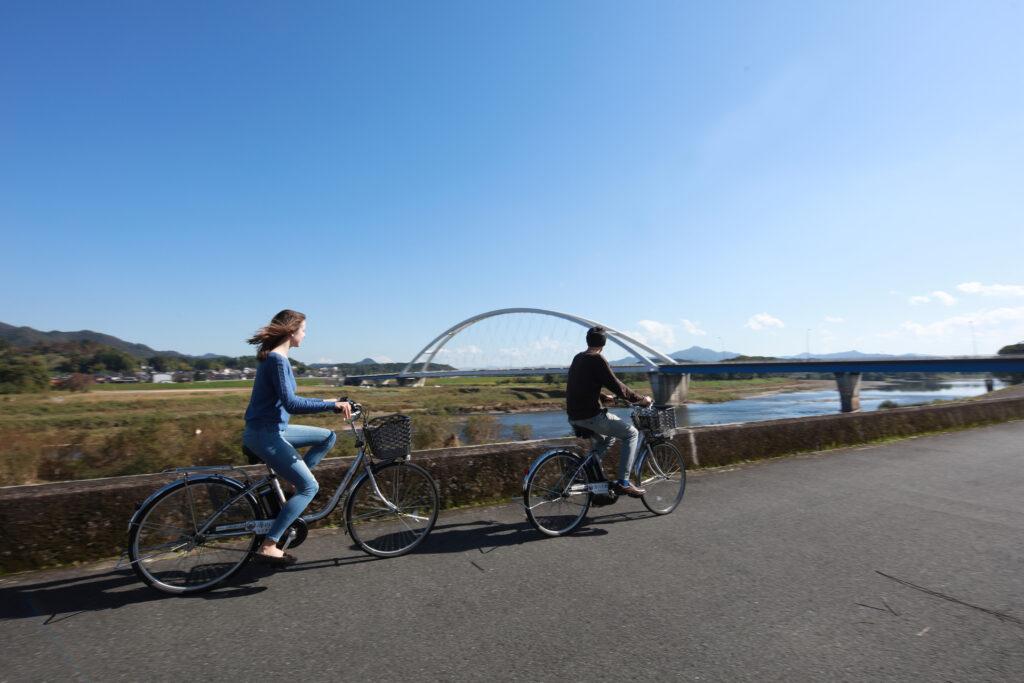 福知山レンタサイクル