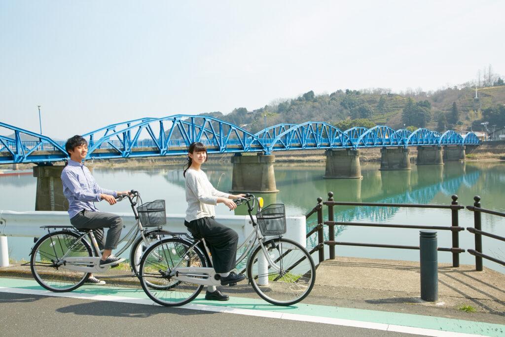 レンタサイクル(あやべ観光案内所)