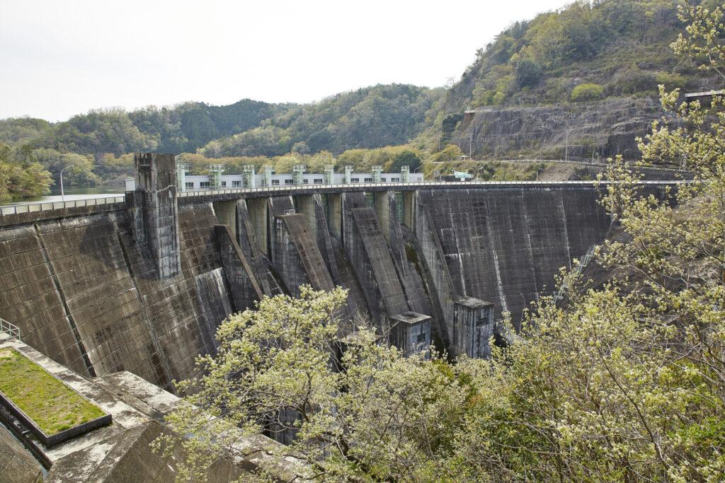 高山ダム2
