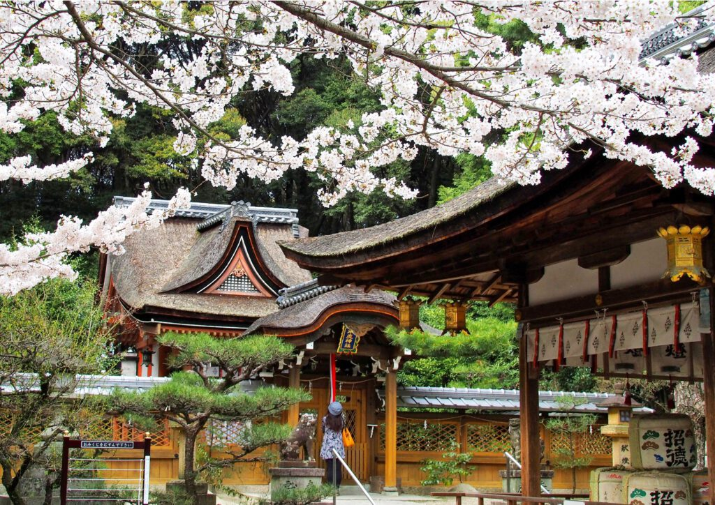 Mito-jinja Shrine