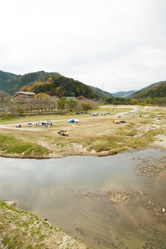 Kasagi Camping Ground