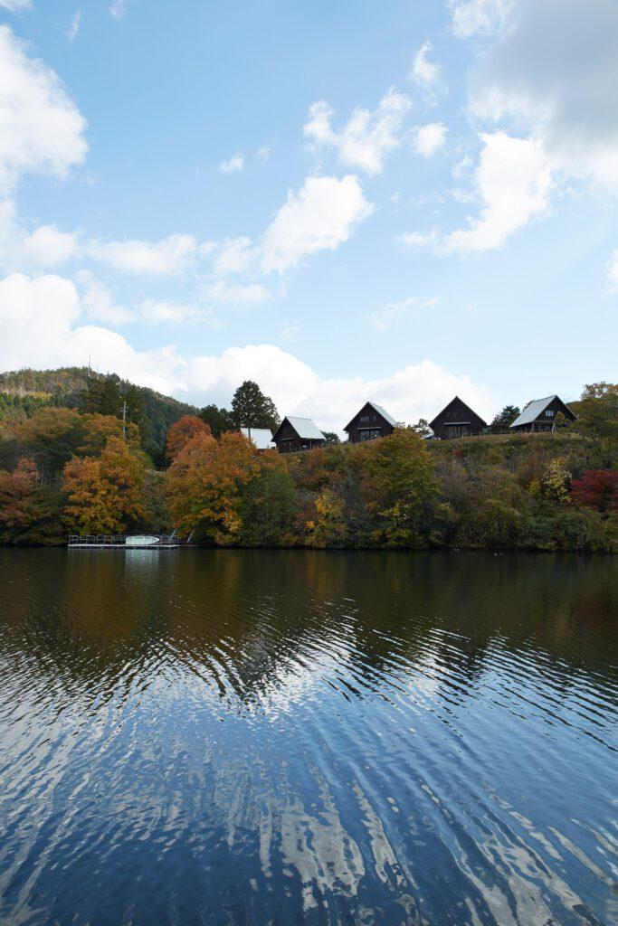 大正池グリーンパーク:紅葉9