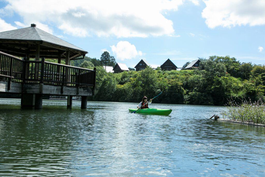 大正池グリーンパーク1