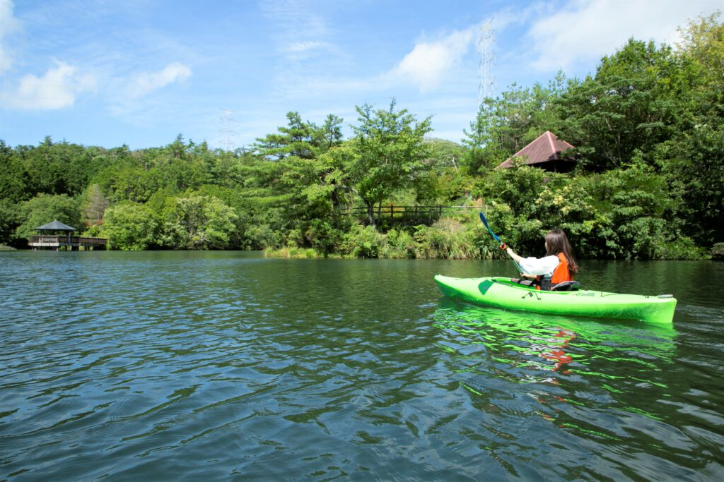 大正池グリーンパーク2