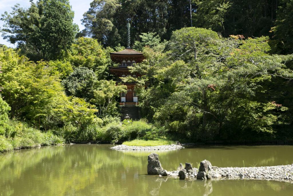 Joruri-ji Temple 1