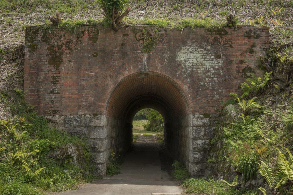 梶ヶ谷隧道(大仏鉄道遺構)