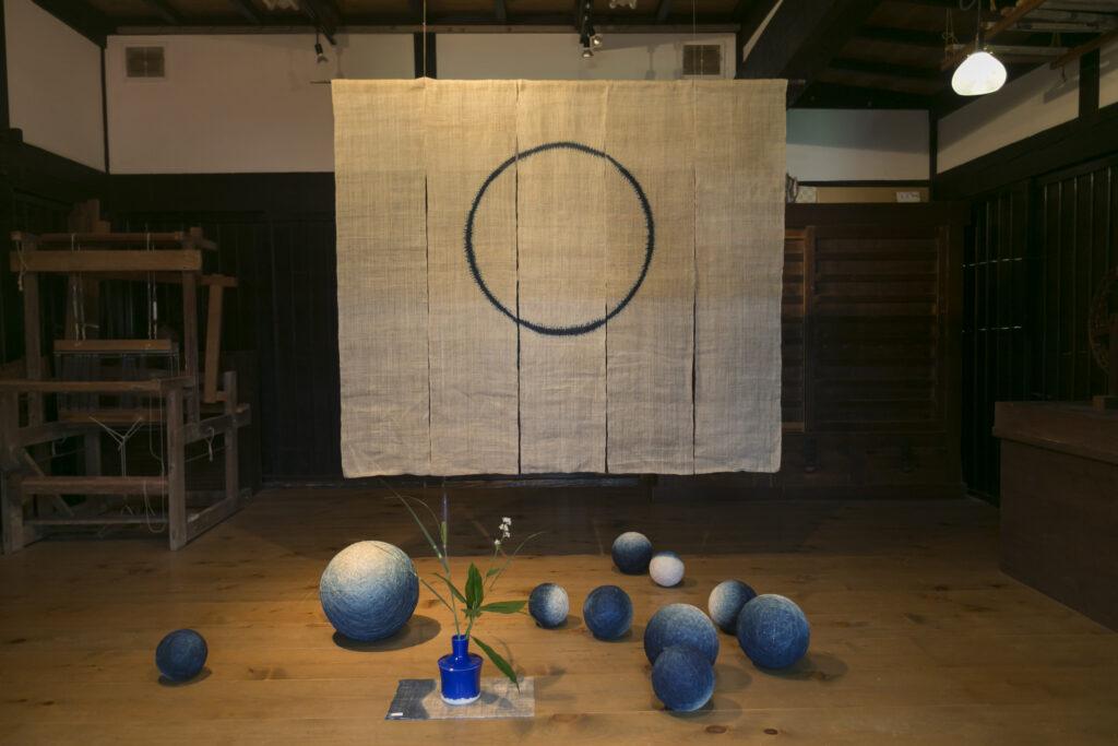 美山:ちいさな藍美術館